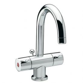 Damixa Titan basin mixer with swivel spout chrome