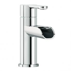 Damixa Willow basin mixer with cascade spout