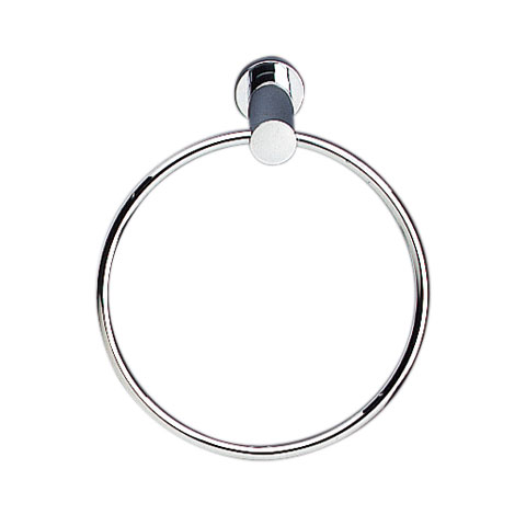 Damixa Series 48 towel ring chrome