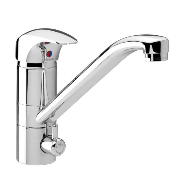 Damixa Space single lever kitchen fitting, with utility valve