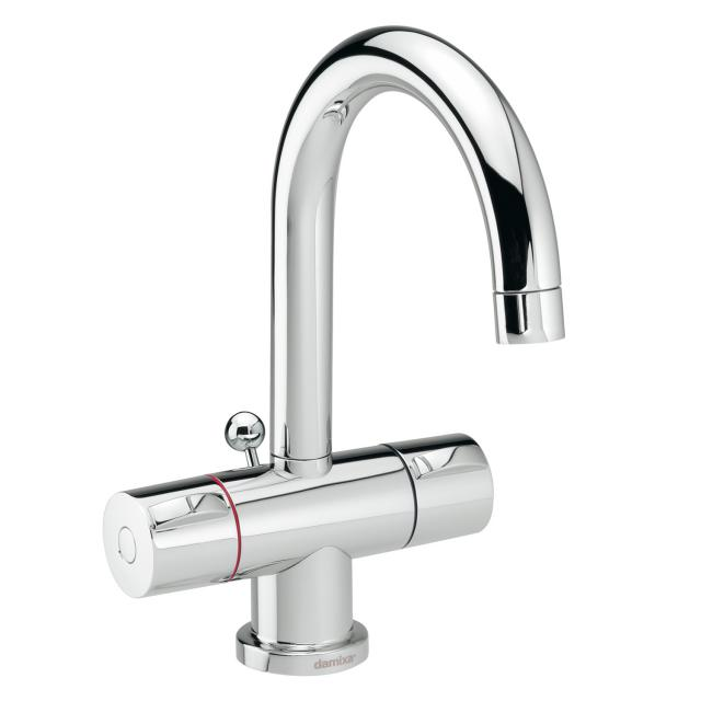 Damixa Titan basin mixer with swivel spout chrome