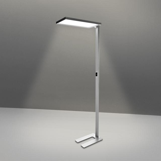 DEKOLIGHT Office One Motion LED floor lamp with dimmer and sensor