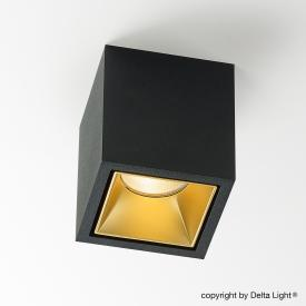 Delta Light Boxy L+ LED ceiling light/spotlight