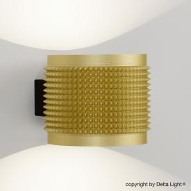 Delta Light Orbit Punk LED wall light
