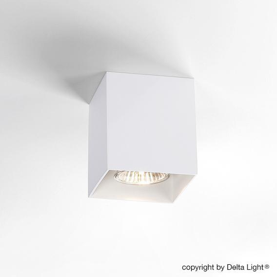 DELTA LIGHT Boxy ceiling light / spotlight