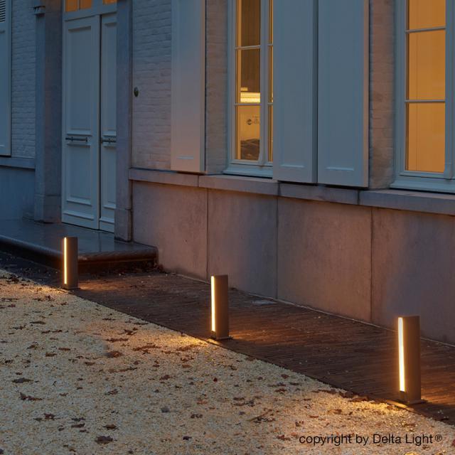 DELTA LIGHT Botanic LED pedestal light