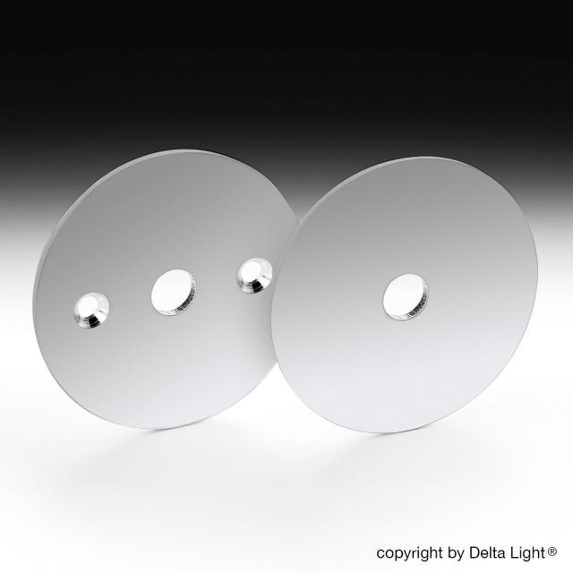 DELTA LIGHT Coverset R, coverplate