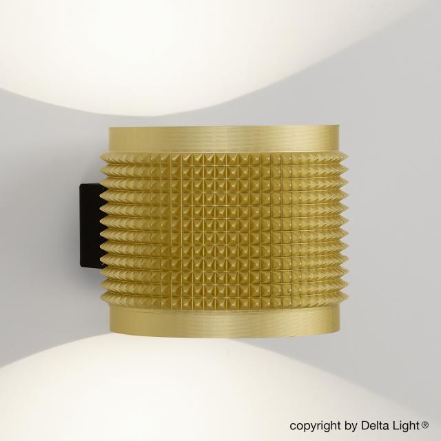 DELTA LIGHT Orbit Punk LED wall light