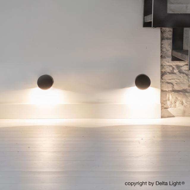 DELTA LIGHT Stip W R LED wall light