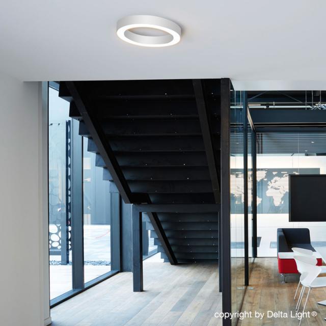 DELTA LIGHT Super-Oh! XS LED ceiling light