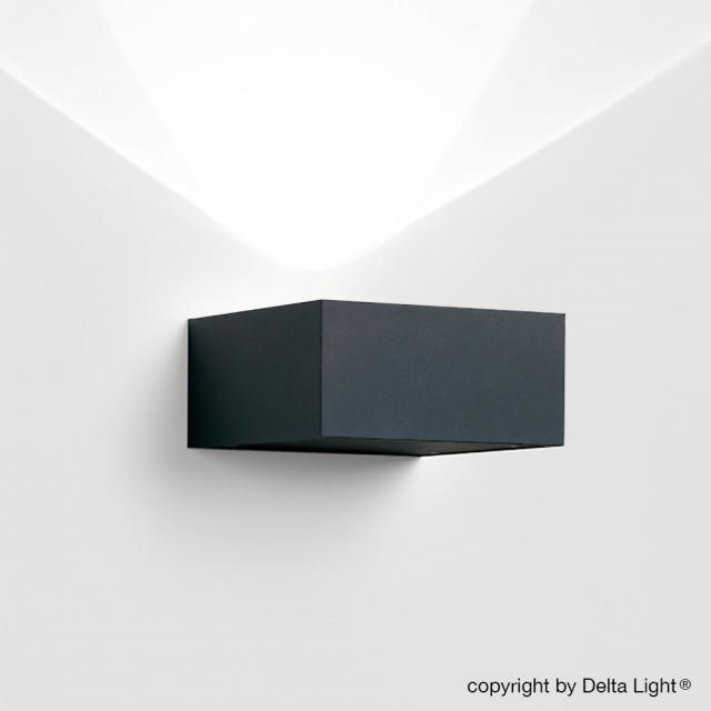 DELTA LIGHT Vision S Out LED NW wall light