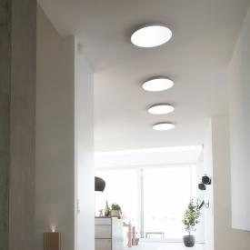 design for the people La Luna LED ceiling light