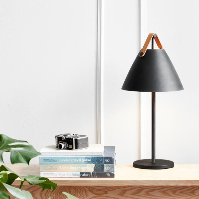 design for the people Strap table lamp