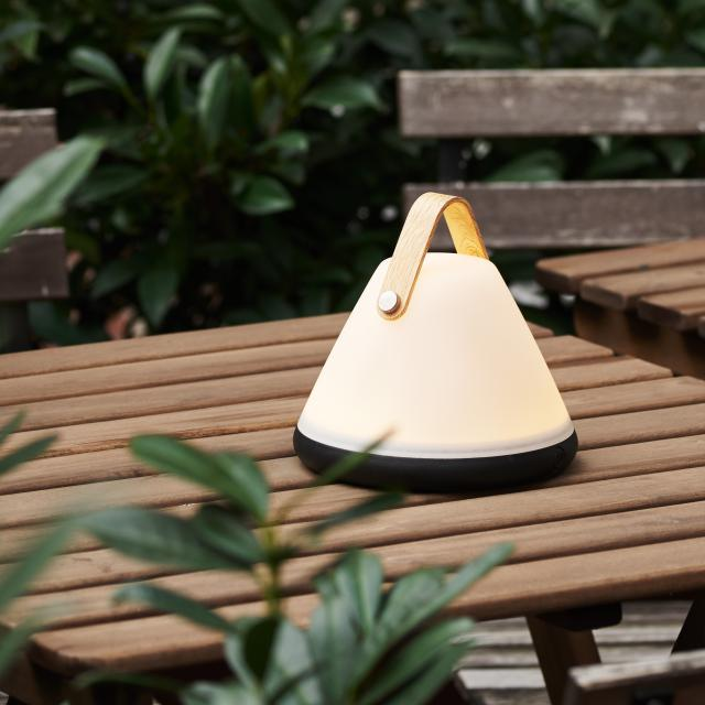 design for the people Strap To Go LED table lamp