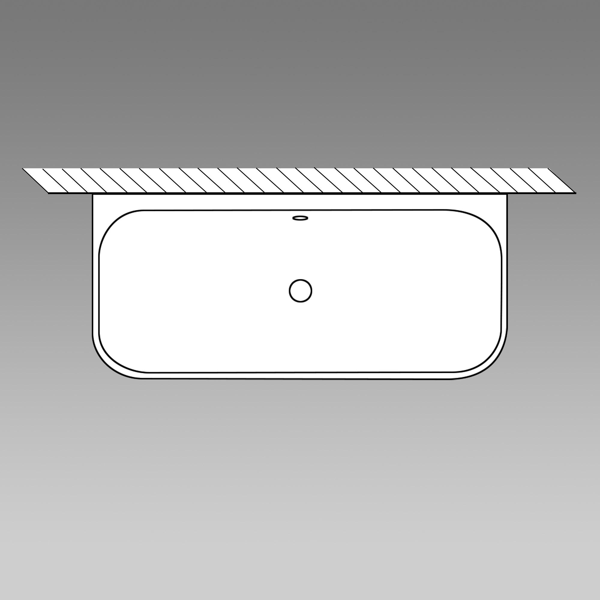 dessins assortis 120/cm disponible en 10/Variations et diff/érentes tailles de 50 Kobert Goods Caniveau d/écoulement G028/en acier inoxydable avec siphon de sol et Bonde douche