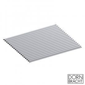 Dornbracht aluminium pad