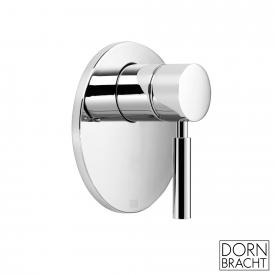 Dornbracht concealed, single lever mixer without diverter chrome