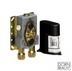 Dornbracht concealed thermostat unit with shut-off