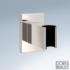 Dornbracht shower bracket matt platinum