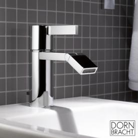 Dornbracht single lever bidet fitting chrome