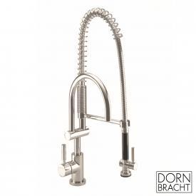 Dornbracht Tara Classic Profi single lever kitchen fitting matt platinum