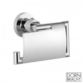 Dornbracht Tara. toilet roll holder with cover chrome