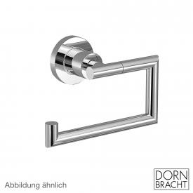Dornbracht Tara. toilet roll holder without cover matt black