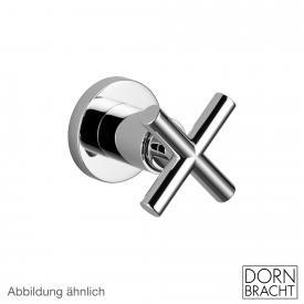 Dornbracht Tara. wall valve matt black