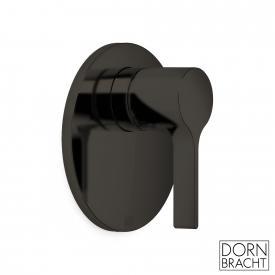 Dornbracht VAIA concealed single lever mixer without diverter matt dark platinum