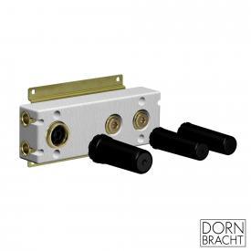 Dornbracht valve module with diverter
