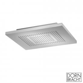 Dornbracht Water Modules BIG RAIN panel for ceiling installation or ceiling substructure brushed stainless steel
