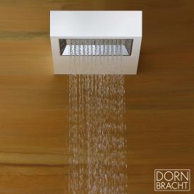 Dornbracht Water Modules SANGHA rain shower with wall fixture