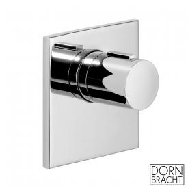 Dornbracht xTool concealed thermostat without volume control chrome