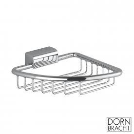 DOVB corner soap basket chrome
