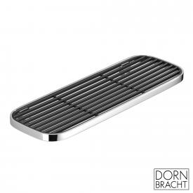 DOVB wall-mounted shelf chrome