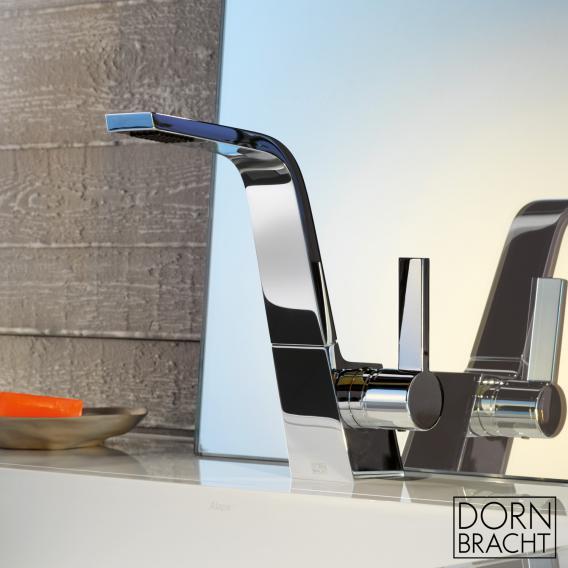 Dornbracht CL.1 single lever basin mixer without waste set, chrome