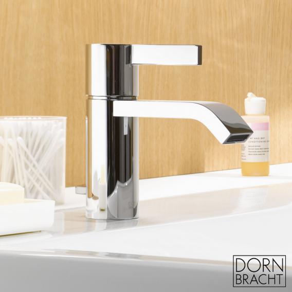 Dornbracht IMO single lever basin mixer with waste set, chrome