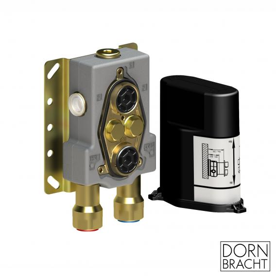 DOVB concealed thermostat