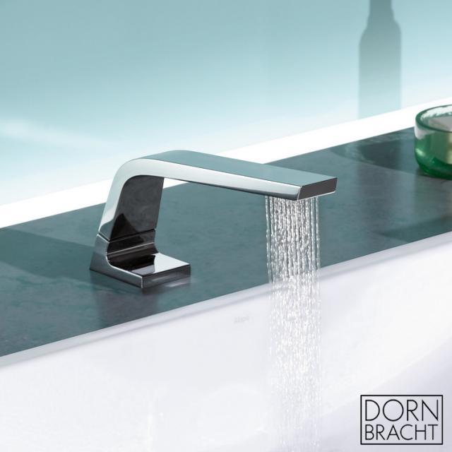 Dornbracht CL.1 floorstanding basin spout without waste set, chrome