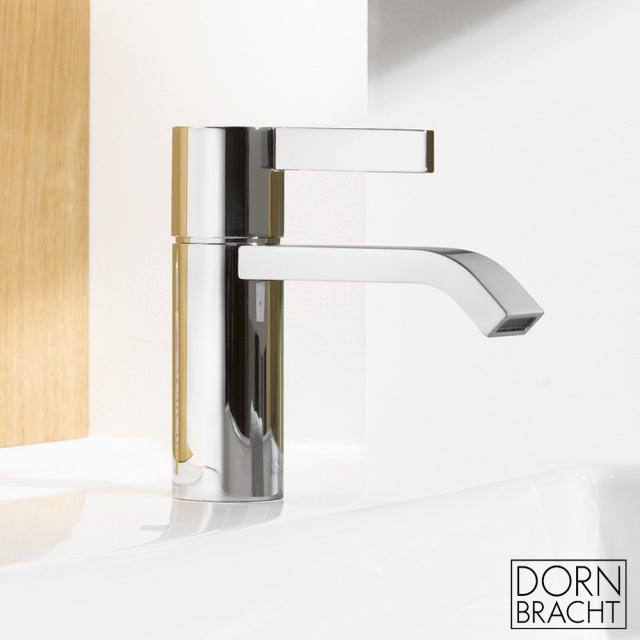 Dornbracht IMO single lever basin mixer without waste set, chrome