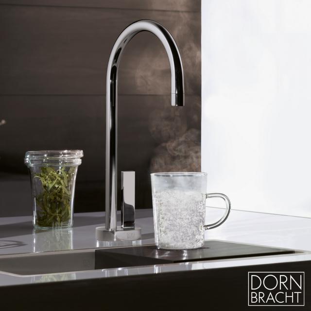 Dornbracht Tara Ultra hot & cold WATER DISPENSER kitchen fitting chrome