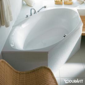 Duravit 2x3 built-in hexagonal bath