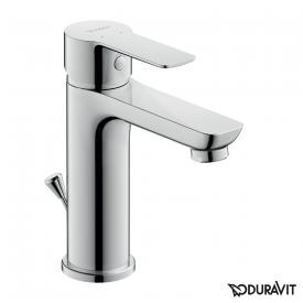 Duravit A.1 single lever basin mixer M with pop-up waste set