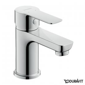 Duravit A.1 single lever basin mixer S without pop-up waste set