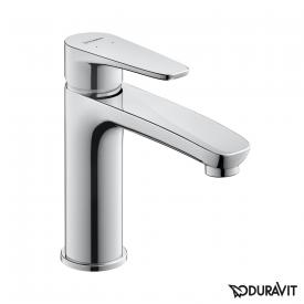 Duravit B.1 single lever basin mixer M without waste set