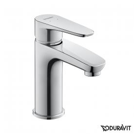 Duravit B.1 single lever basin mixer S without waste set