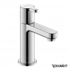Duravit B.2 pillar tap for cold water, without waste set