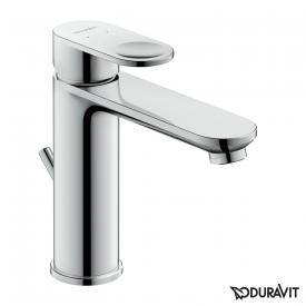 Duravit B.3 single lever basin mixer M with waste set