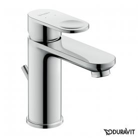 Duravit B.3 single lever basin mixer S with waste set