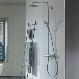 Duravit C.1 Shower-System with single lever shower mixer chrom